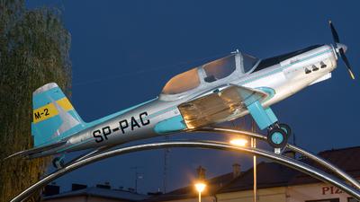 SP-PAC - PZL-Mielec M-2 - Private