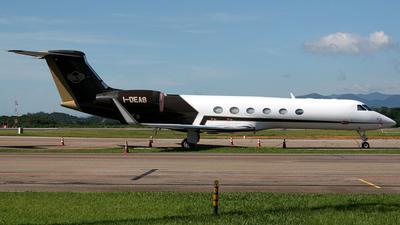 A picture of IDEAS - Gulfstream 5 - [593] - © Bruno Orofino