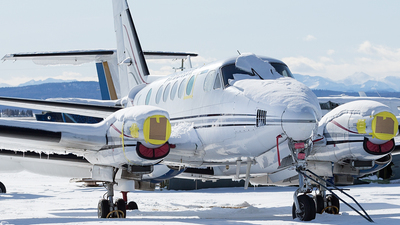 C-GZUZ - Beechcraft A100 King Air - Air Labrador