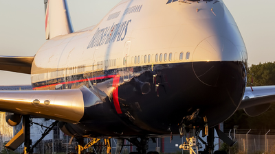 A picture of GBNLY - Boeing 747436 - British Airways - © Darryl Morrell - AirTeamImages