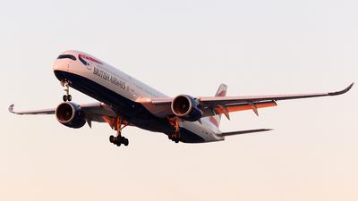 A picture of GXWBD - Airbus A3501041 - British Airways - © Elise Van de Putte