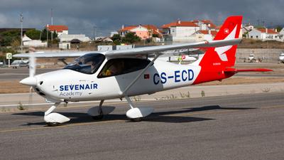CS-ECD - Tecnam P2008JC MkII - Sevenair