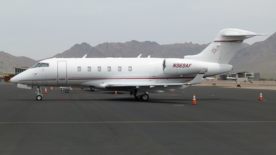 A picture of N969AF - Bombardier Challenger 300 - [20392] - © Mike Egan