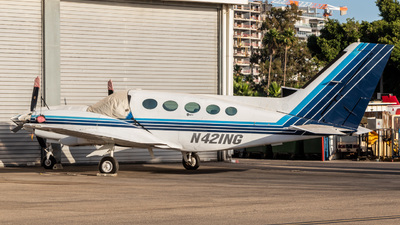 N421NG - Cessna 421C Golden Eagle - Private