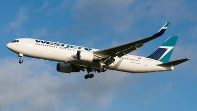 C-FOGJ - Boeing 767-338(ER) - WestJet Airlines