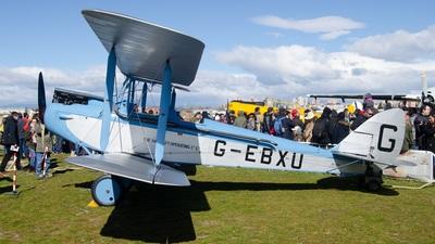 EC-KCY - De Havilland DH-60X - Fundación Infante de Orleans