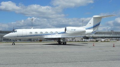 T7-IIE - Gulfstream G-IV-X  G450 - Private