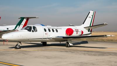 3931 - Cessna 501 Citation - Mexico - Air Force