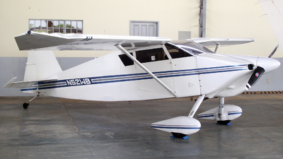 N52WB - Wittman W-8 Tailwind - Private