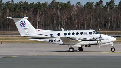 HB-GLB - Beechcraft B200 Super King Air - Swiss Flight Services (SFS)