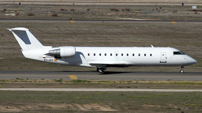 EC-JOY - Bombardier CRJ-200ER - Air Nostrum