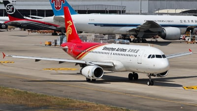 B-6939 - Airbus A320-232 - Shenzhen Airlines