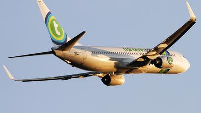 PH-HSA - Boeing 737-8K2 - Transavia Airlines