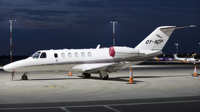 OY-NDP - Cessna 525A CitationJet 2 Plus - Private