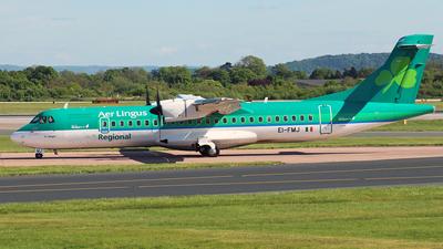 EI-FMJ - ATR 72-212A(600) - Aer Lingus Regional (Stobart Air)