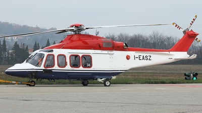 I-EASZ - Agusta-Westland AW-139 - Citic Offshore Helicopter Co. Ltd