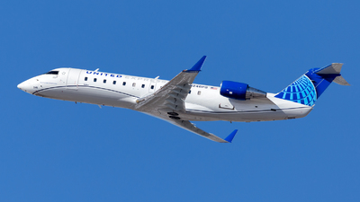 N246PS - Bombardier CRJ-200ER - United Express (SkyWest Airlines)