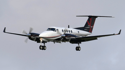 G-VALK - Beechcraft 200 Super King Air - Private