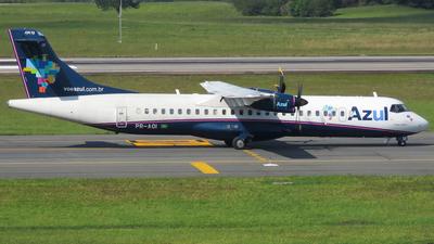 PR-AQI - ATR 72-212A(600) - Azul Linhas Aéreas Brasileiras