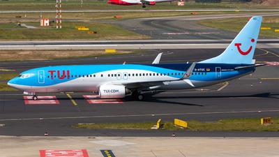 D-ATUC - Boeing 737-8K5 - TUI