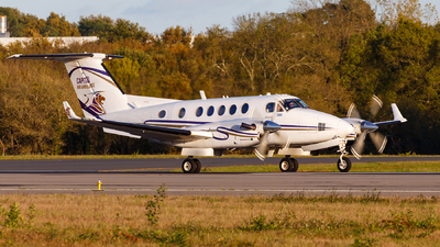 G-WVIP - Beechcraft 200 Super King Air - Capital Air Ambulance