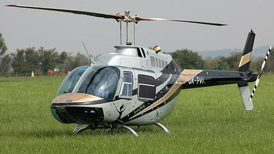 A picture of OKPVI - Bell 206B JetRanger III - [4666] - © Wojtek Kmiecik