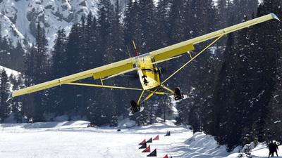 HB-PAR - Piper PA-18-180M Super Cub - Private