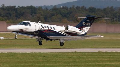 OO-SCT - Cessna 525 Citationjet CJ4 - Private