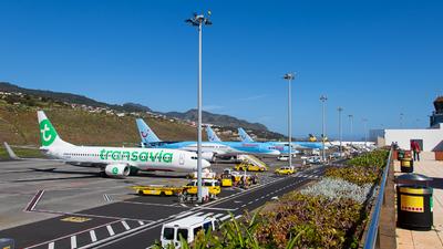 LPMA - Airport - Ramp
