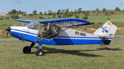 EC-XEC - Rans S-6ES Coyote II - Private