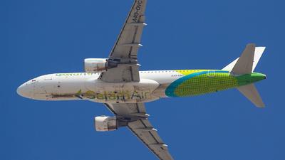 A4O-OVC - Airbus A320-214 - SalamAir