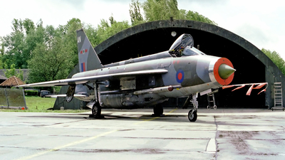 XR771 - English Electric Lightning F.6 - United Kingdom - Royal Air Force (RAF)