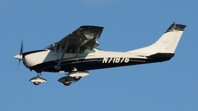 A picture of N71876 - Cessna 182M Skylane - [18259788] - © Michael Durning