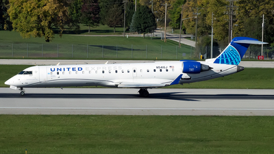N541GJ - Bombardier CRJ-550 - United Express (GoJet Airlines)