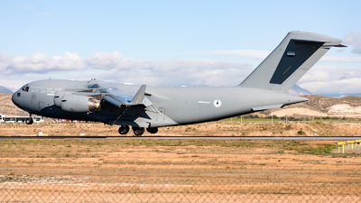 1230 - Boeing C-17A Globemaster III - United Arab Emirates - Air Force
