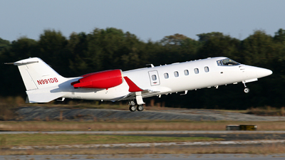 N991DB - Bombardier Learjet 60 - Private