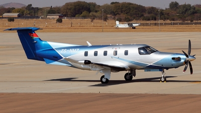 ZS-NMZ - Pilatus PC-12 NGX - Private