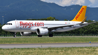 A picture of TCNBH - Airbus A320251N - Pegasus Airlines - © Fabio Radici