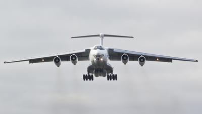 EW-395TH - Ilyushin IL-76TD - RubyStar