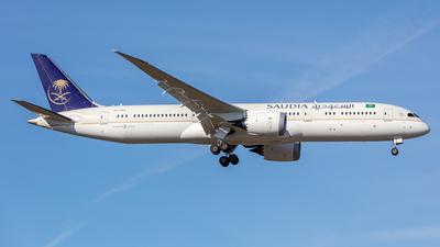 HZ-ARA - Boeing 787-9 Dreamliner - Saudi Arabian Airlines