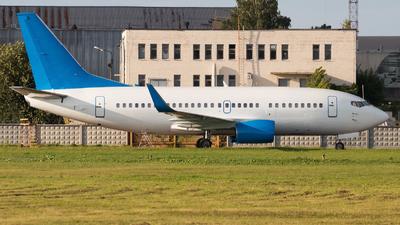 UR-GAK - Boeing 737-5Y0 - Ruta Air
