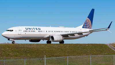 A picture of N68453 - Boeing 737924(ER) - United Airlines - © Sindy Rogosz
