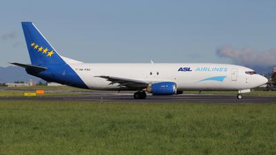 HA-FAU - Boeing 737-43Q(SF) - ASL Airlines