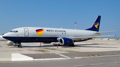 G-JMCB - Boeing 737-436(SF) - West Atlantic Airlines