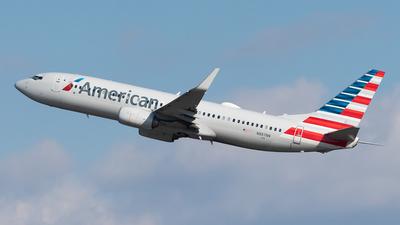 A picture of N887NN - Boeing 737823 - American Airlines - © Luis Bastardo