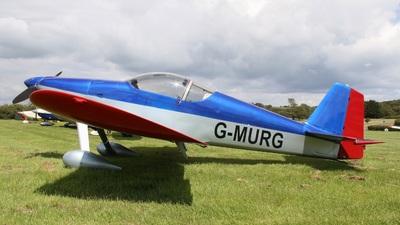 G-MURG - Vans RV-6 - Private