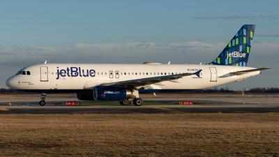 A picture of N639JB - Airbus A320232 - JetBlue Airways - © Luis Bastardo
