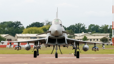 ZK356 - Eurofighter Typhoon FGR.4 - United Kingdom - Royal Air Force (RAF)