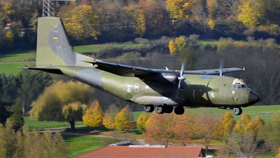 50-54 - Transall C-160D - Germany - Air Force