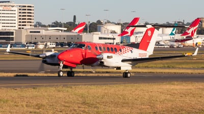 VH-NAO - Beechcraft B300C King Air 350C - Royal Flying Doctor Service of Australia (SE Section)